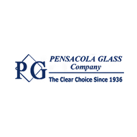 Photo taken at Pensacola Glass Company by Pensacola G. on 6/21/2016