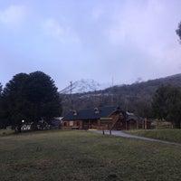 Photo taken at Villa Futalaufquen by Pablo C. on 8/20/2017