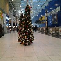 Снимок сделан в МЕГА Екатеринбург пользователем Antonio K. 12/20/2012