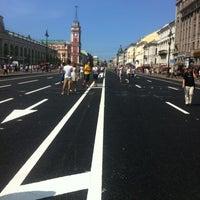 Снимок сделан в Невский проспект пользователем Аня Ф. 7/14/2013