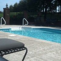 Photo taken at Poolside by JLee on 5/29/2013