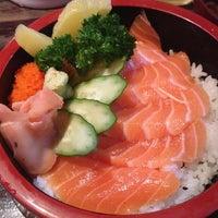 Photo taken at Ai Sushi by PRIYADA T. on 1/28/2013