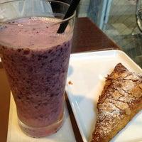 Photo taken at St. Marc Café by H K. on 10/7/2012