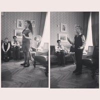 Photo taken at Музей-квартира Л.Н. Гумилева by Виктория Ш. on 4/14/2014