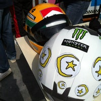 3/24/2013 tarihinde Beril U.ziyaretçi tarafından Aras Karting'de çekilen fotoğraf