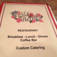 Photo taken at Wild Berries Restaurant by Matthew C. on 12/3/2012