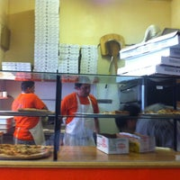 Photo taken at Formacio Pizzeria by Jared on 5/11/2013