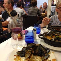 Photo taken at Les Barques - Salou by Denis L. on 8/1/2014