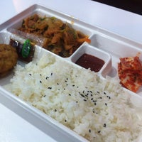 Photo taken at CU Meal Box by Dex on 8/15/2013
