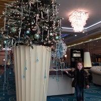 Photo taken at Lobby Bar by Мария Ш. on 12/22/2013
