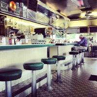 Photo taken at DK Diner by Adrienne on 5/28/2013