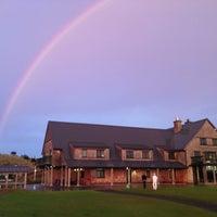 Photo taken at Bandon Dunes Golf Resort by Whitey on 8/10/2013
