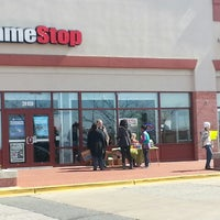 Photo taken at GameStop by Stacey F. on 3/15/2014