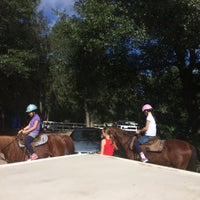 Photo taken at Equestrain Quest Farms by Tzo K. on 11/28/2015