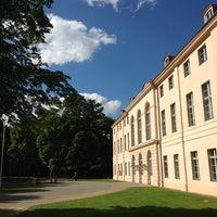 6/23/2013 tarihinde Pablo C.ziyaretçi tarafından Schlosspark Niederschönhausen'de çekilen fotoğraf