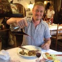 Photo taken at Restaurante El Cortijo by Min A. on 6/7/2015