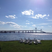 Photo taken at Officer's Club at Newport Naval Station by Doug C. on 6/15/2013