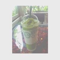 Photo taken at Cafe' Amazon Coffee Adventure (PTT วังน้ำเขียว) by ttiwaa🐰 on 7/19/2013