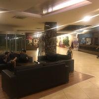9/12/2017 tarihinde Kübra N.ziyaretçi tarafından Ulu Resort Hotel Lobby Bar'de çekilen fotoğraf