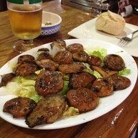 Photo taken at Restaurante Los Almendros by Rcomienda C. on 11/10/2012