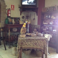 Photo taken at Restaurante Los Almendros by Rcomienda C. on 9/23/2012