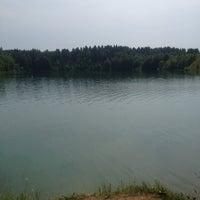 Photo taken at Карьер by Анастасия А. on 7/6/2013