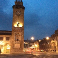 Photo taken at Bergamo Città Bassa by Ded Ж. on 4/2/2016