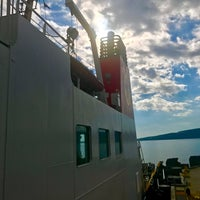Photo taken at MV Argyle (Bute ferry) by Ded Ж. on 5/7/2017