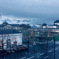 Photo taken at Wiesbaden by Ded Ж. on 1/3/2018