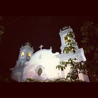 Photo taken at Igreja Matriz Santa Margarida Maria by Carlos M. on 7/4/2013