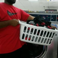Photo taken at Coinless Laundry by LaVonne J. on 7/1/2014
