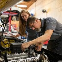 Photo taken at Team Ryan Automotive Service & Repair by Dan R. on 2/21/2017