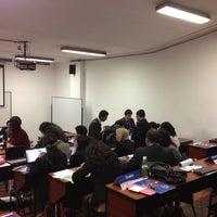 Photo taken at Facultad de Administracion UDA by Bamby L. on 11/15/2012