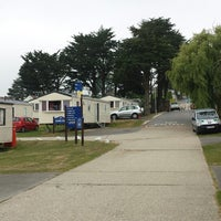 Photo taken at Seaview Holiday Park - Haven by Antony D. on 7/23/2013