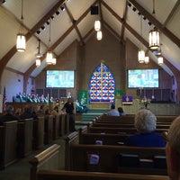 Photo taken at Cornelia United Methodist Church by HogFather on 2/22/2015