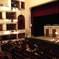Photo taken at Lesya Ukrainka Theater of Russian Drama by Роман Ч. on 11/23/2012