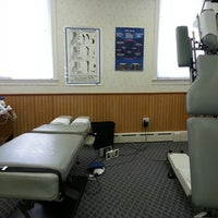 Photo taken at Baehr chiropractic by Jered B. on 4/5/2013