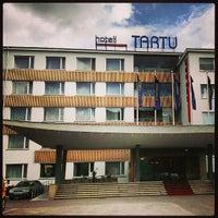 Снимок сделан в Hotell Tartu пользователем Alexander V. 8/15/2013