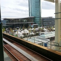 Photo taken at Surrey Central Station by Van S. on 4/28/2013