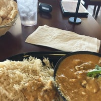 Photo taken at Tarka Indian Kitchen by Becky F. on 8/31/2016