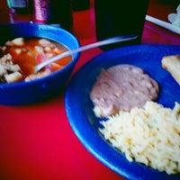 Photo taken at Taqueria's Mazatlan by Matthew E. on 9/22/2012