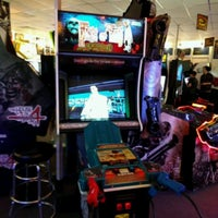 Photo taken at Diversions Game Room by Matthew E. on 4/1/2017