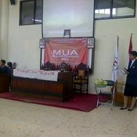 Photo taken at Fakultas Hukum by Bayu T. on 12/14/2014