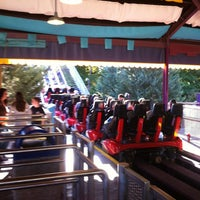 Photo taken at Apollo's Chariot - Busch Gardens by Kevin R. on 10/21/2012