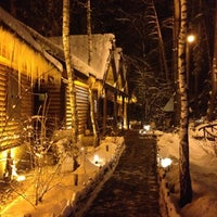 Photo taken at Ресторанно-готельний комплекс «Чумацький Шлях» by Alex C. on 12/14/2012