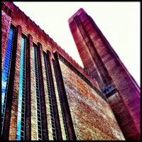 Photo taken at Tate Modern by richard h. on 5/3/2013