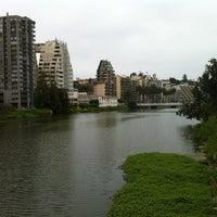 Photo taken at Viña del Mar by Natalie M. on 12/31/2012