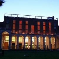 Photo taken at La Triennale di Milano by Lorenzo A. on 11/16/2012