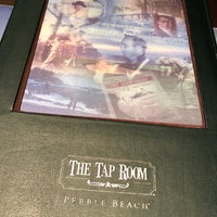 Photo taken at The Tap Room at Pebble Beach by McKayla D. on 12/22/2017