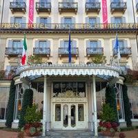 Foto scattata a Grand Hotel Des Iles Borromees Stresa da * p A u L * C. il 2/20/2013